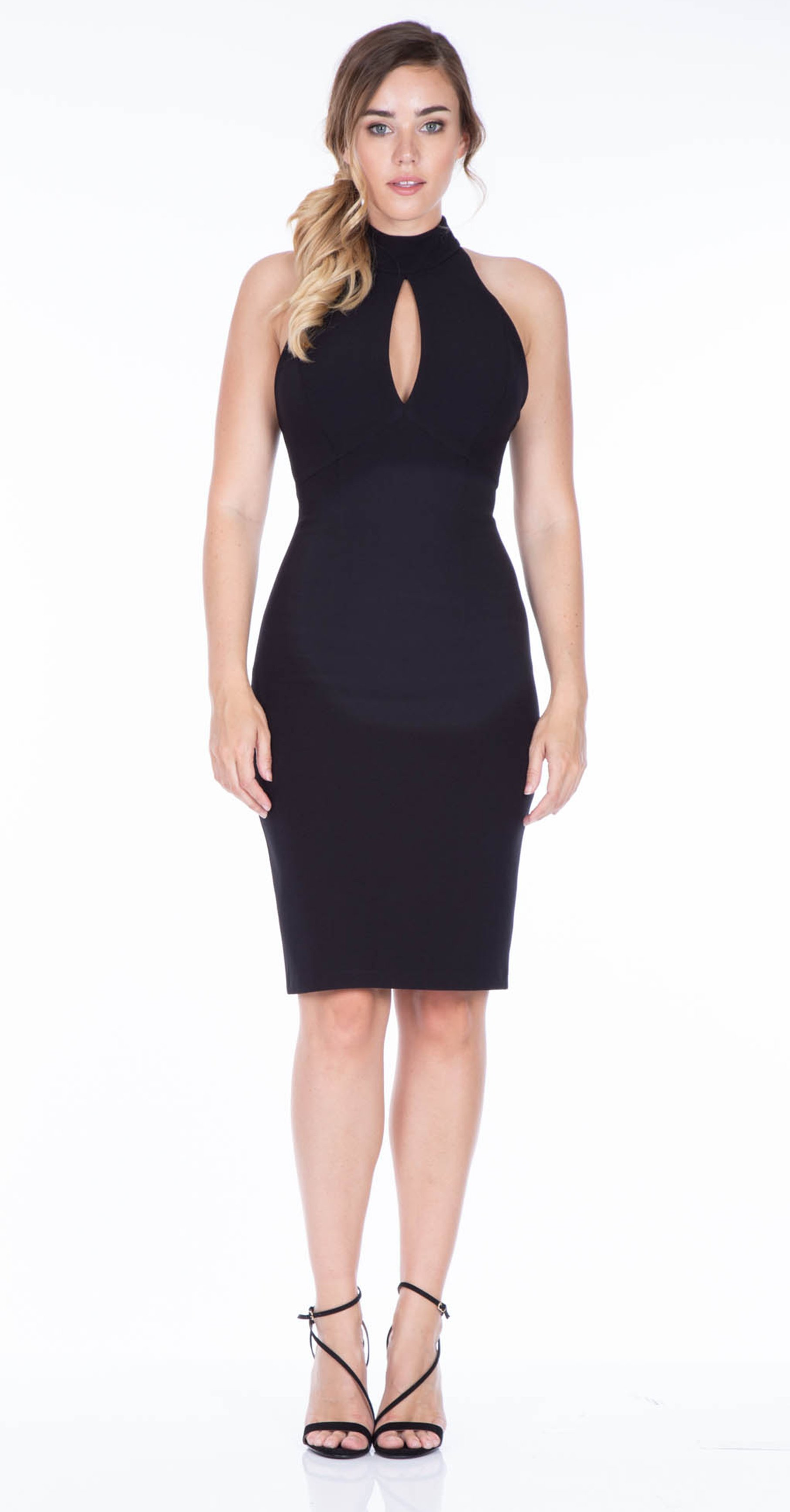Mellaris - Suri Dress - Black