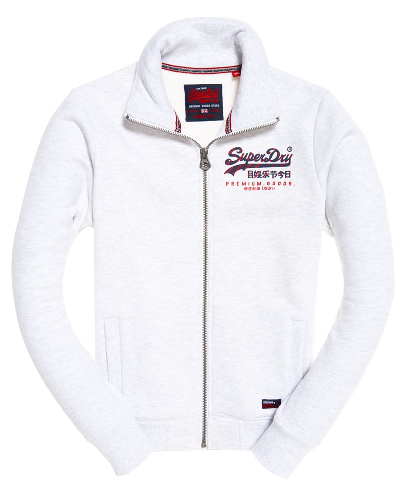 Superdry - Premium Goods Track Top