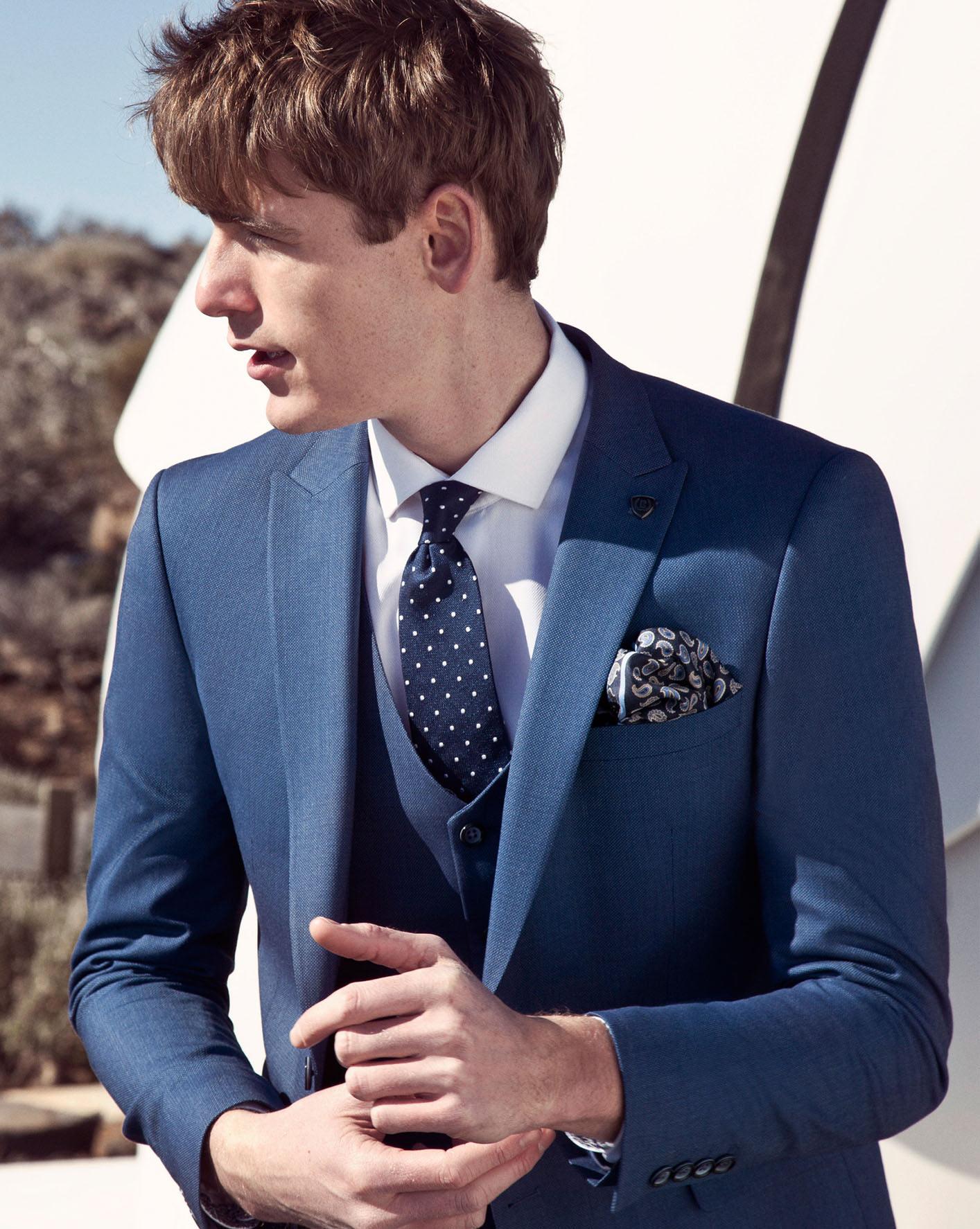 Benetti - Leonard - Petrol - Suit