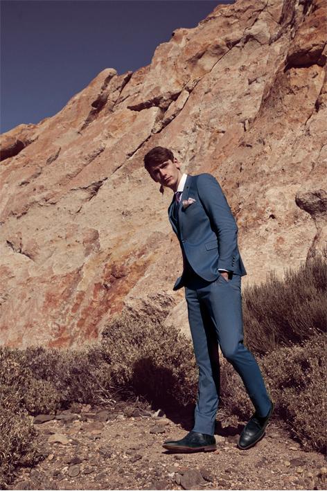 Benetti - Leonard - Suit