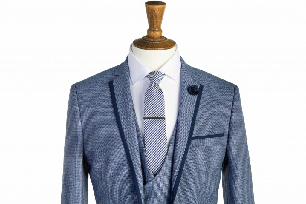 Benetti - Lennon - 3PCE - Tailored - Suit