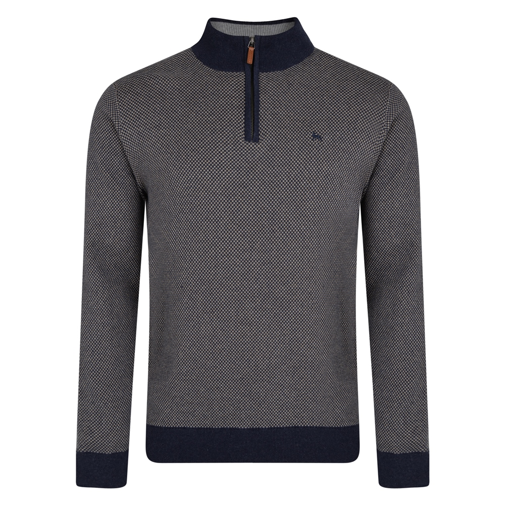 Magee - Cashelenny - Cotton 1/4 - Birdseye - Grey