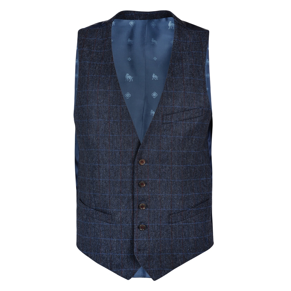Magee - Finn - T2 - 2Pce - With - Waistcoat