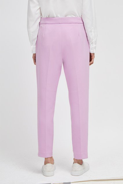 Sundae Suiting Pastel Trousers - Kyoto Blossom -French Connection