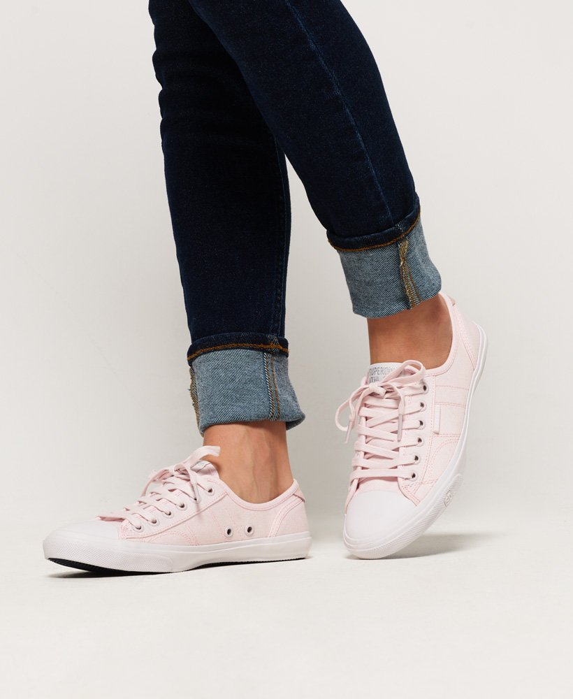 Superdry-Low-Pro-Sneakers- Rose-Pink