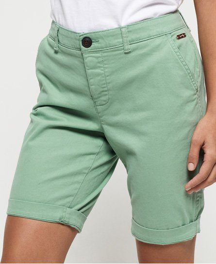 Superdry Chino City Shorts Dew Khaki