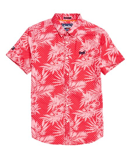 Superdry International Vacation - Washed Red