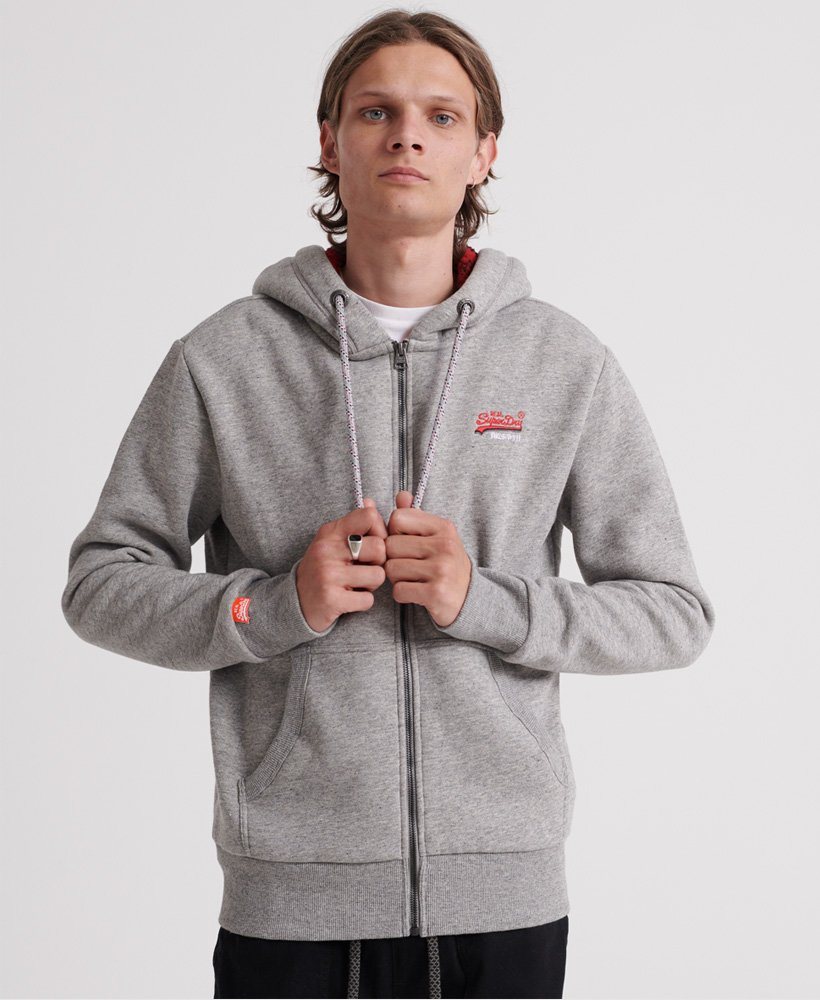 Superdry OL Winter Cali Zip Hood