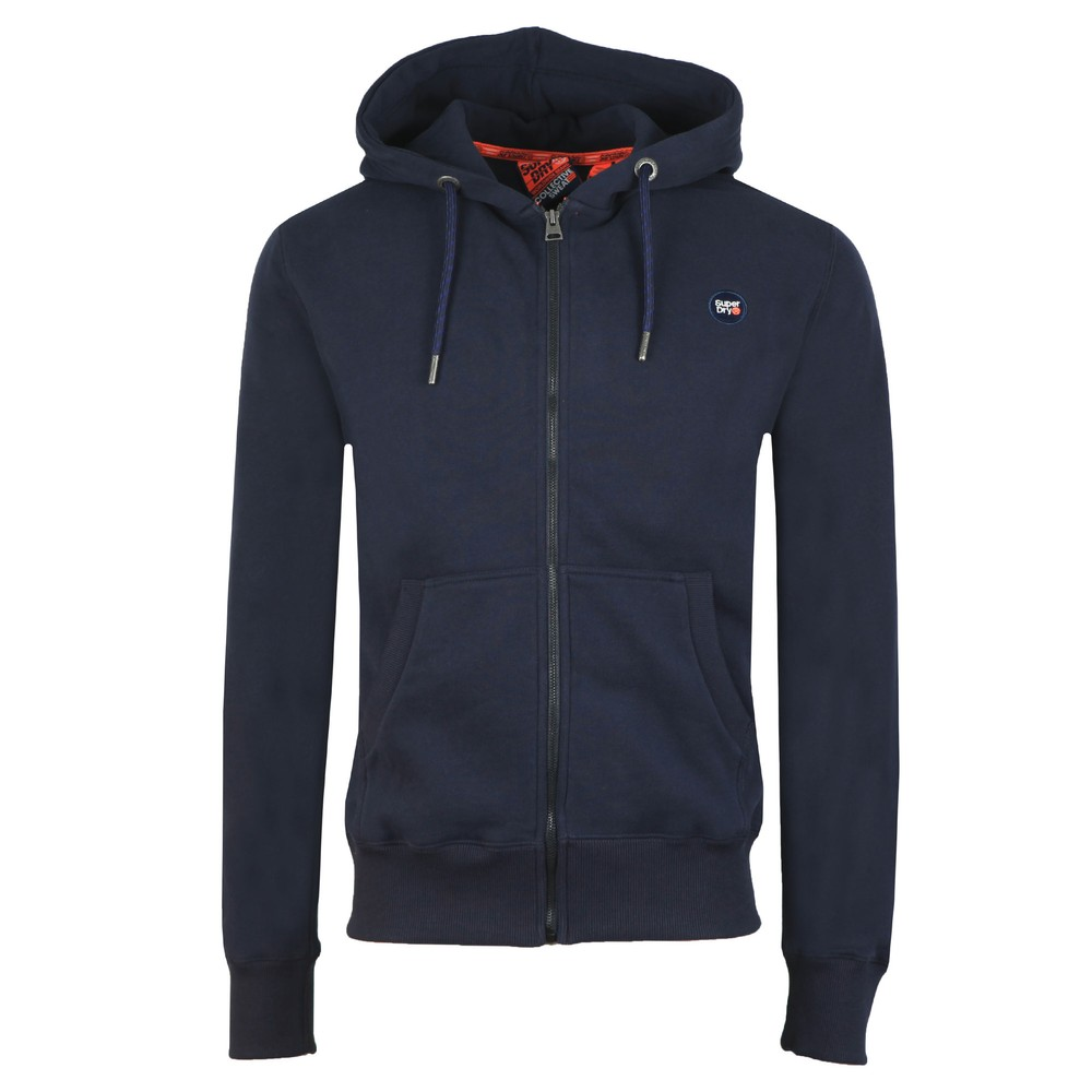 Superdry Collective Ziphood - Darkest Navy