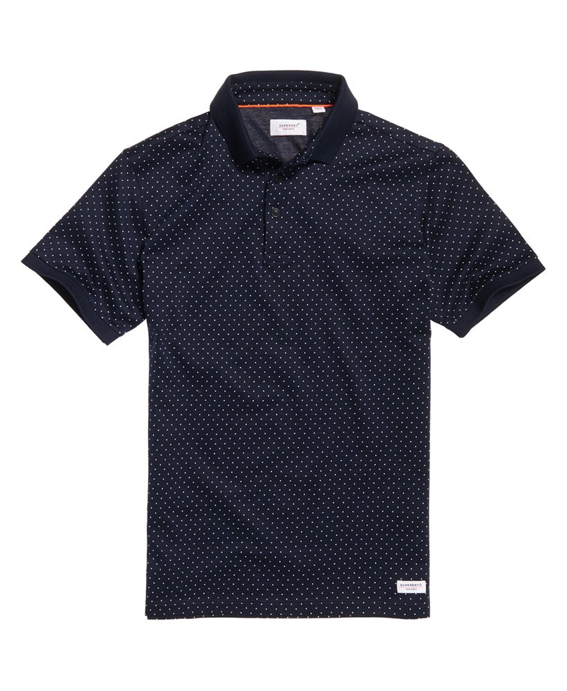 Superdry Edit Micro City Polo