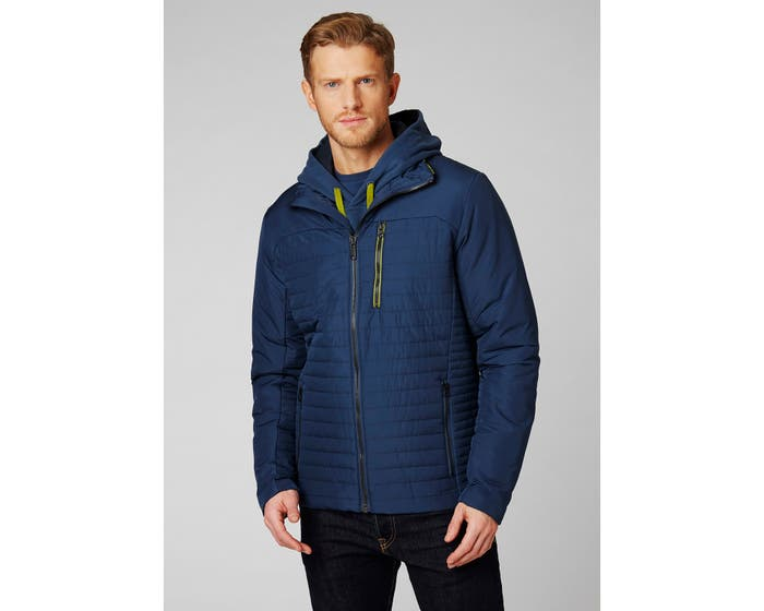 Helly Hansen Insulator Jacket - Blue/Green