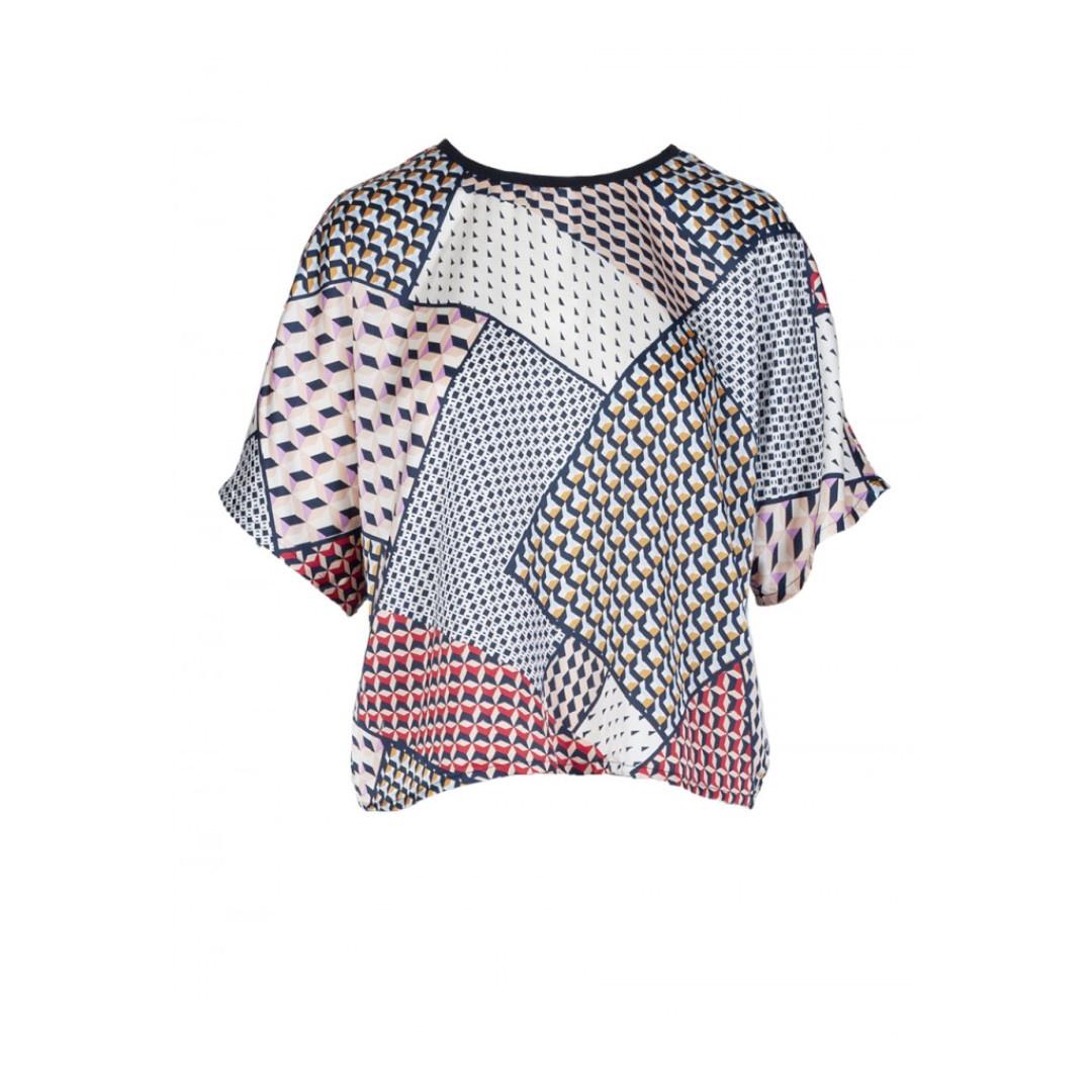 Anonyme Tiziana Foulard Shirt