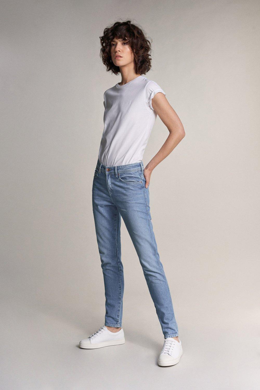 Salsa Kim Boyfriend Jeans Blue