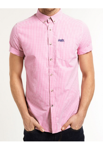 Superdry London Button Down s/s Shirt