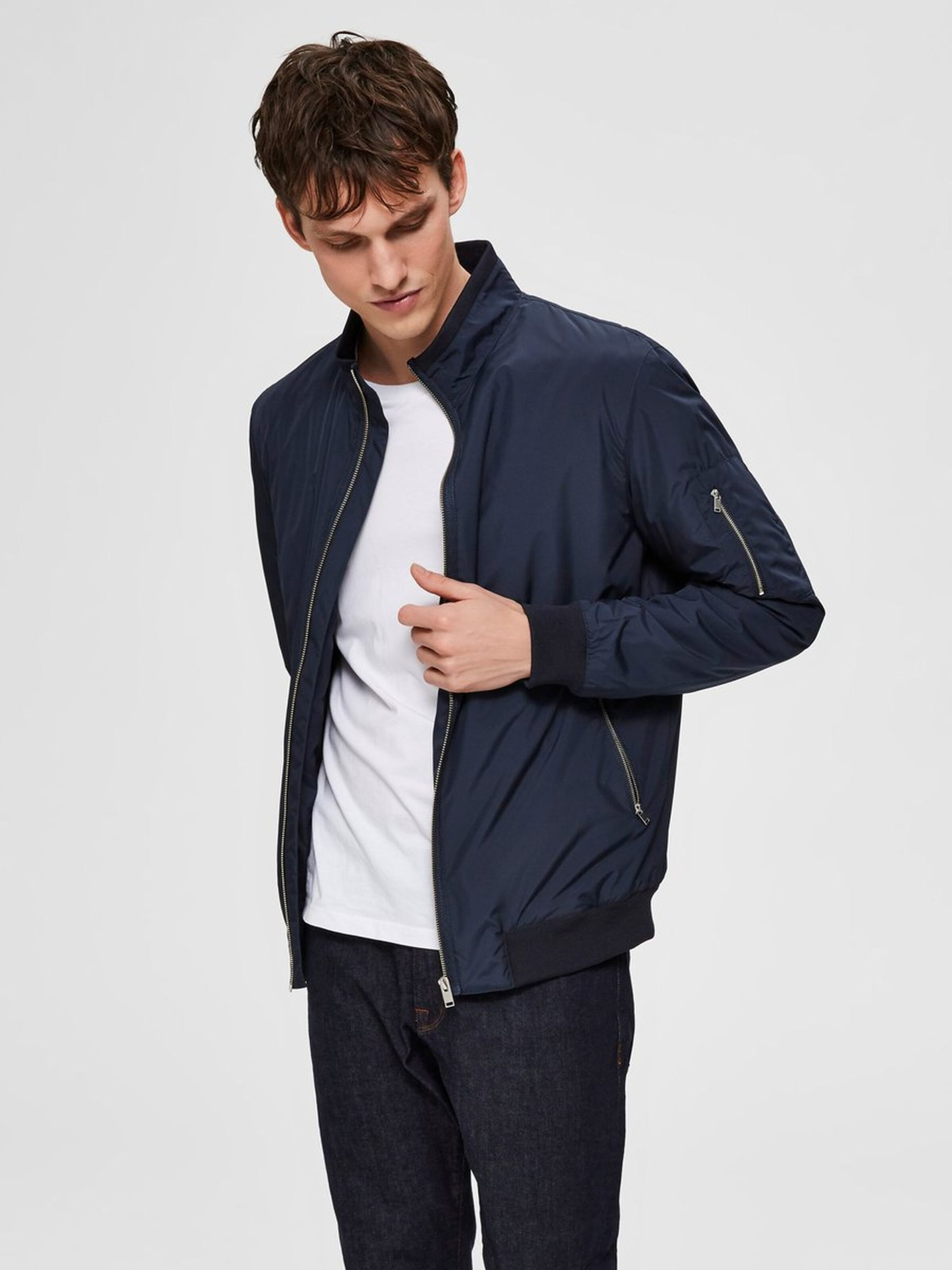 Selected -Bomber Jacket