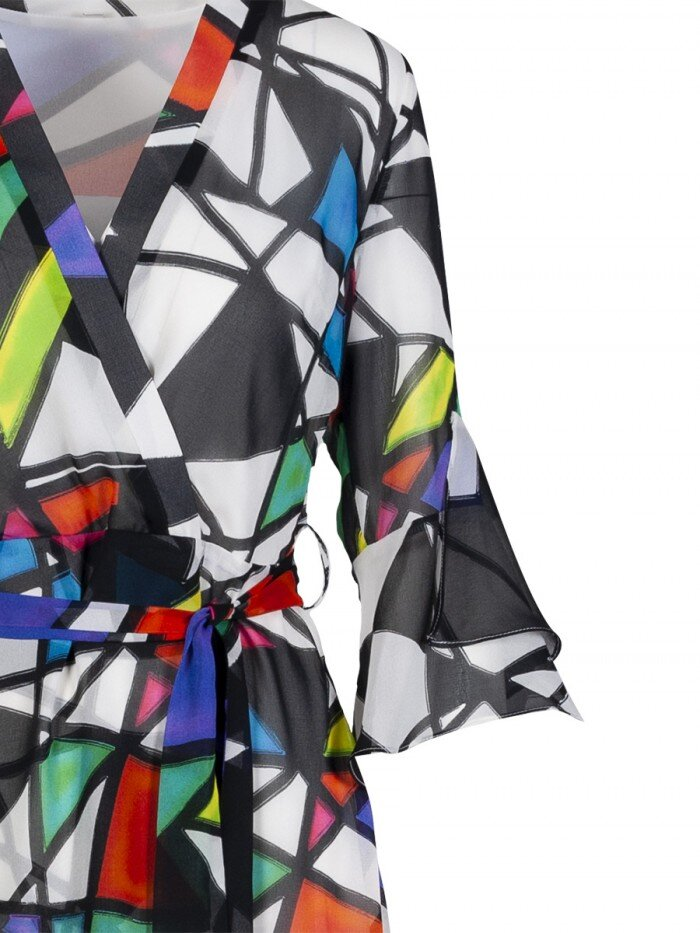 Anonyme | Desiree Pop Dress