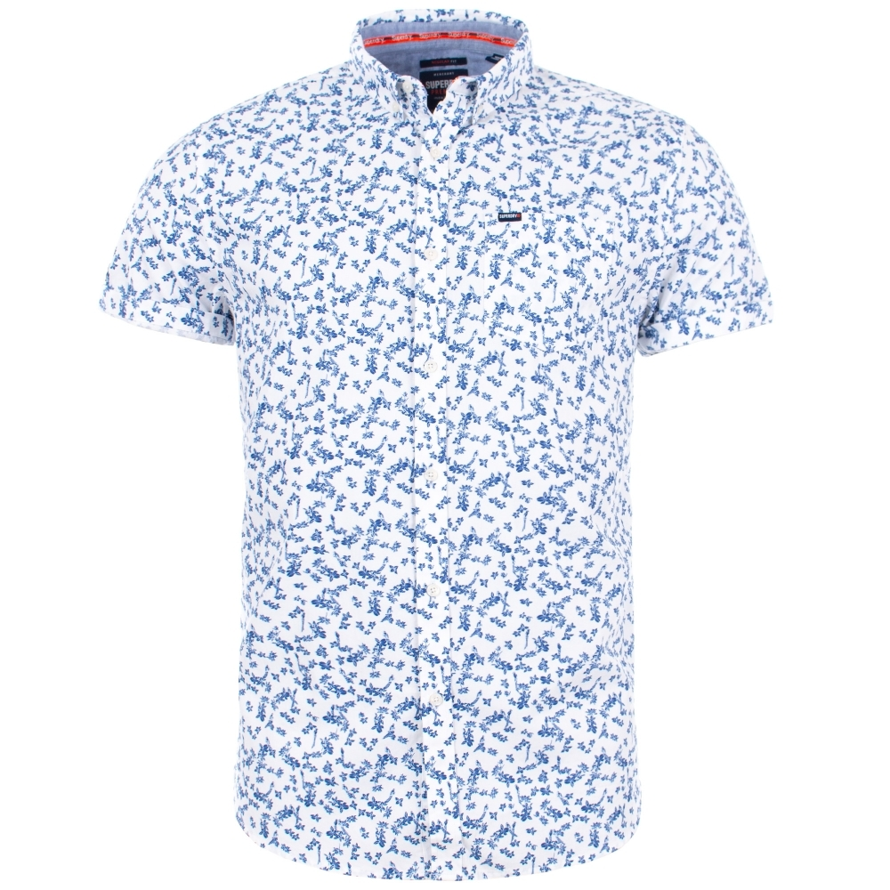 Superdry Premium Shoreditch S/S shirt