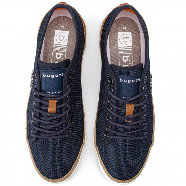Bugatti - Shoe - Dark Navy