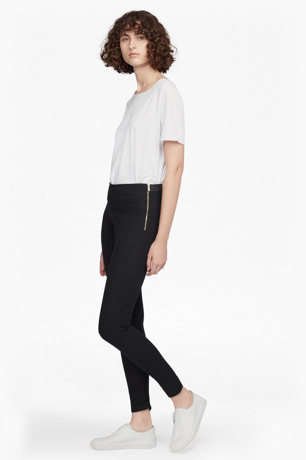 Street Twill Skinny Trousers