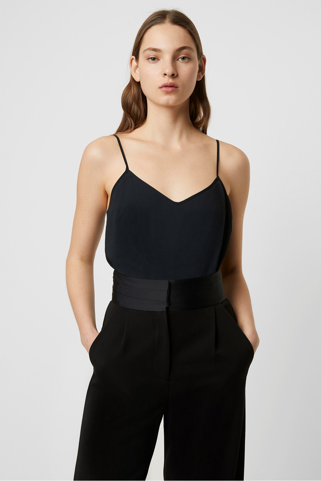 French Connection | Black Bodysuit