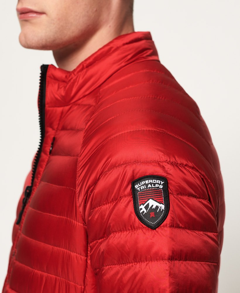 Superdry | Red Core Down Jacket
