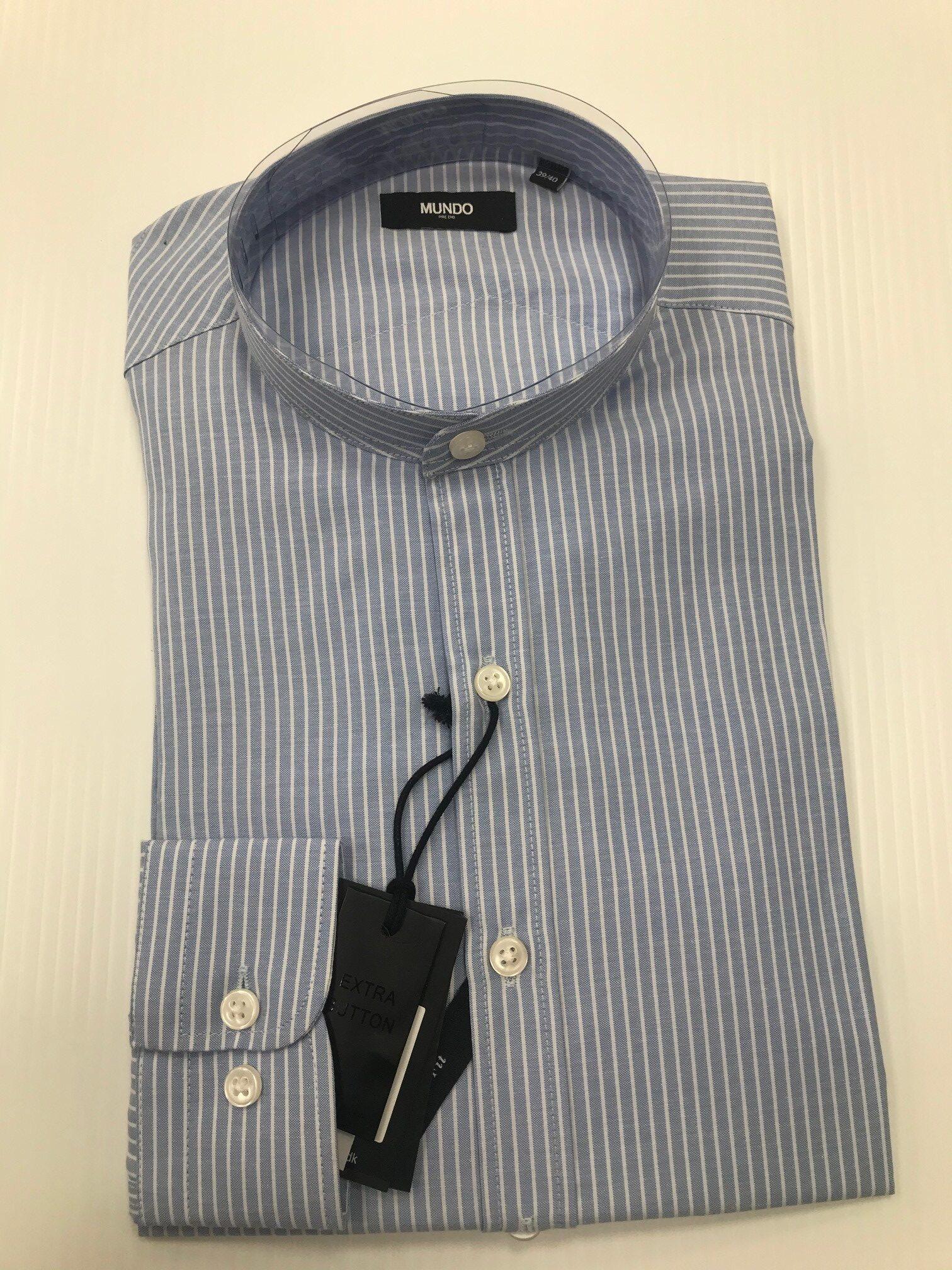 Mundo | Grandfather Shirt