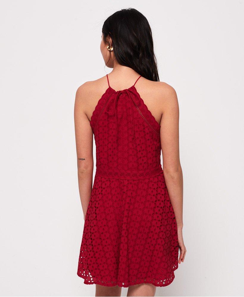 Teagan Halter Dress