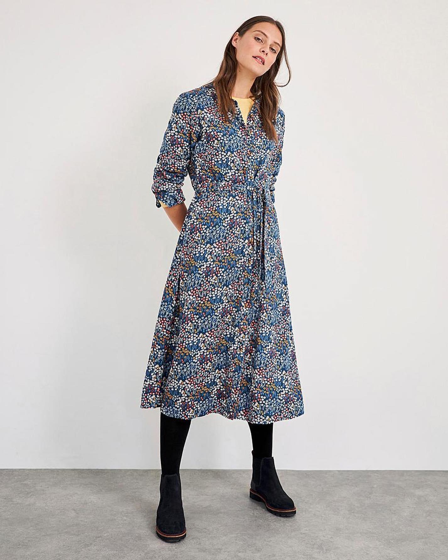 Lexi EcoVero Dress