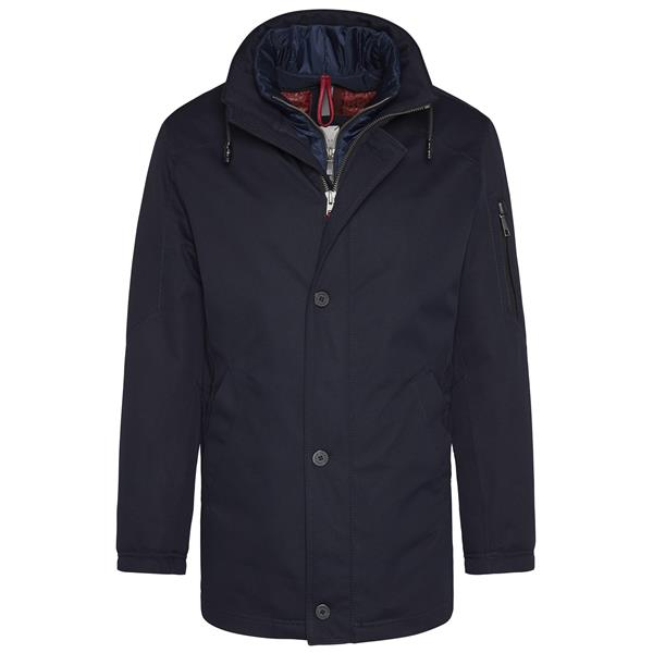 Bugatti RAINSERIES Coat Navy
