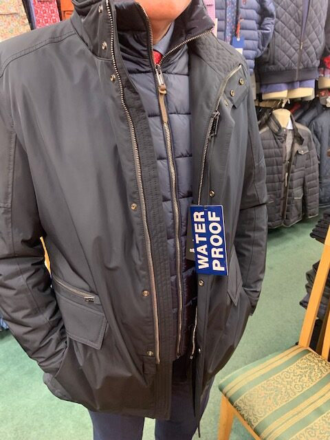 Strellson Waterproof Coat