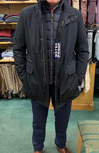Strellson Waterproof Coat