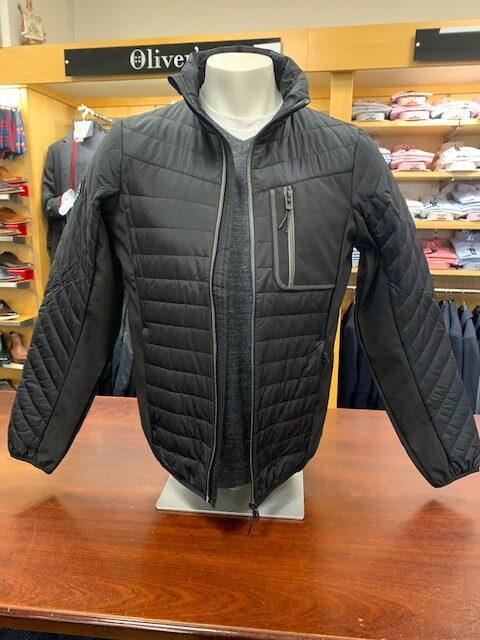 SUPERDRY | Hybrid Jacket | Black