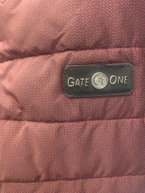 Gate One  - Short Jacket - Burgundy