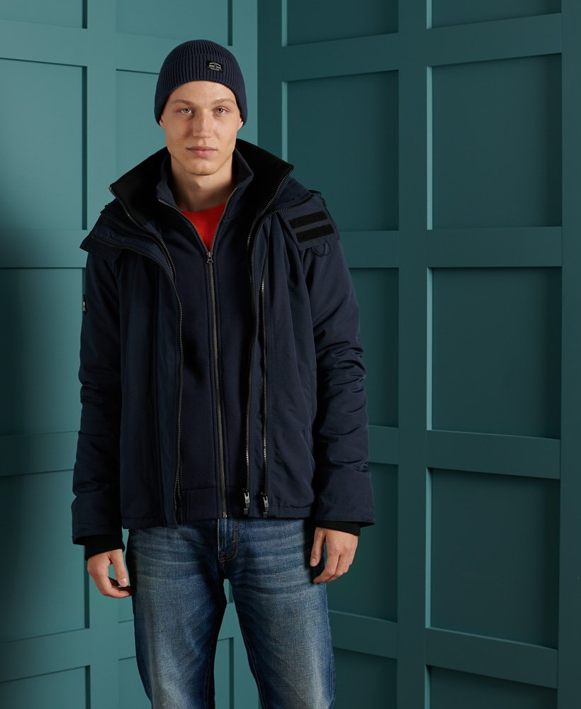SUPERDRY | Arctic Windcheater | Eclipse Navy