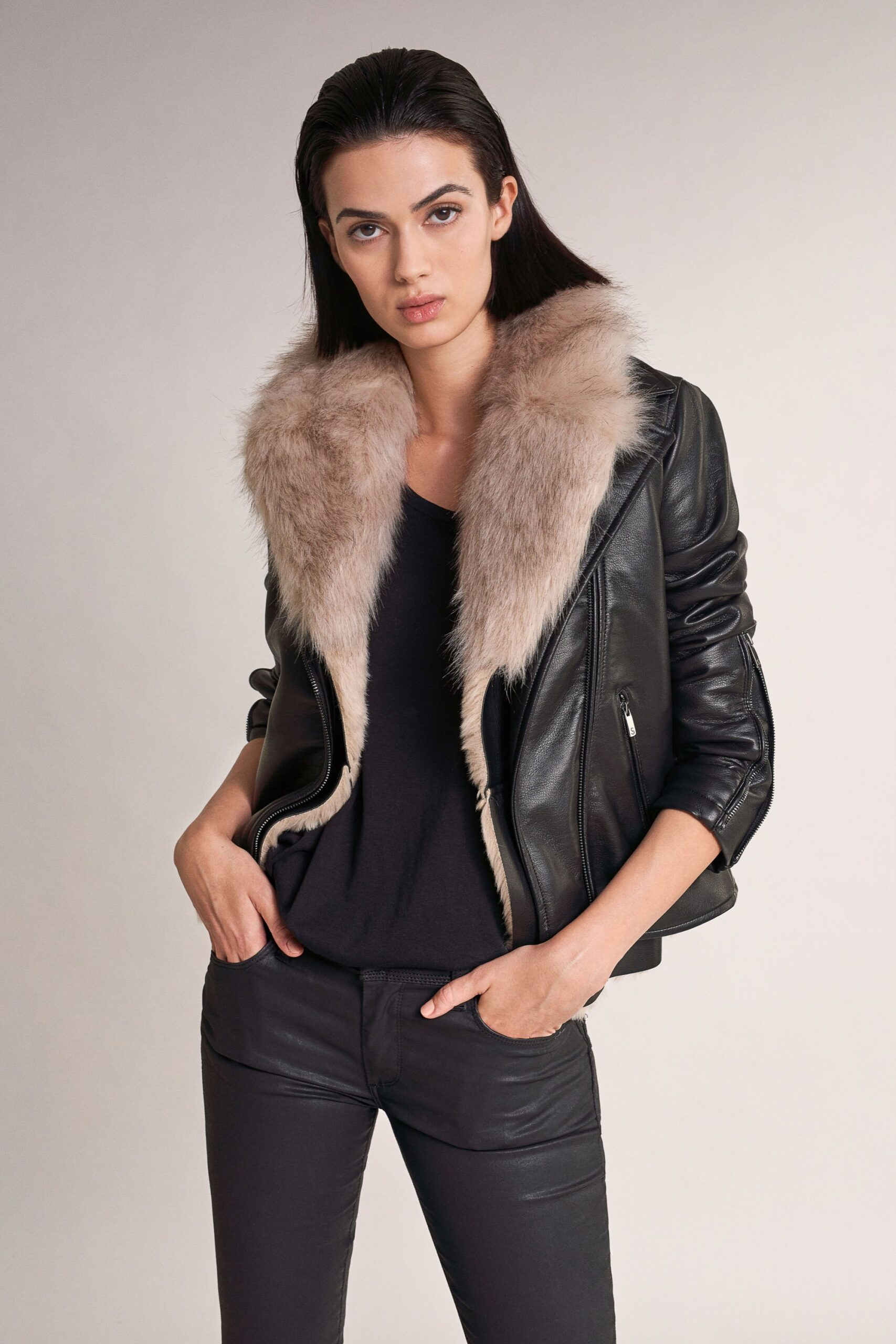 Motard Jacket
