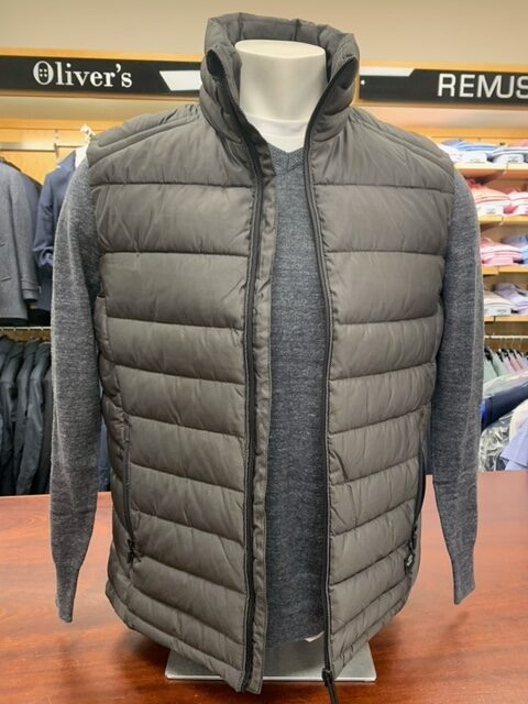 SUPERDRY Gilet - Grey