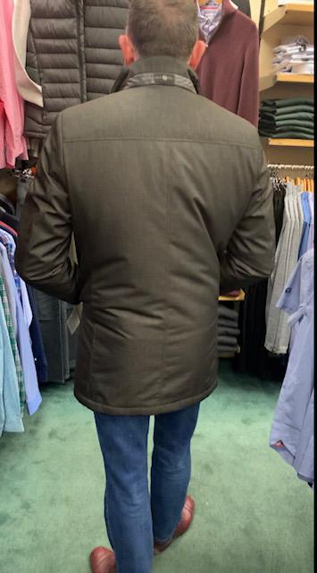 Gate One | Jacket | Khaki