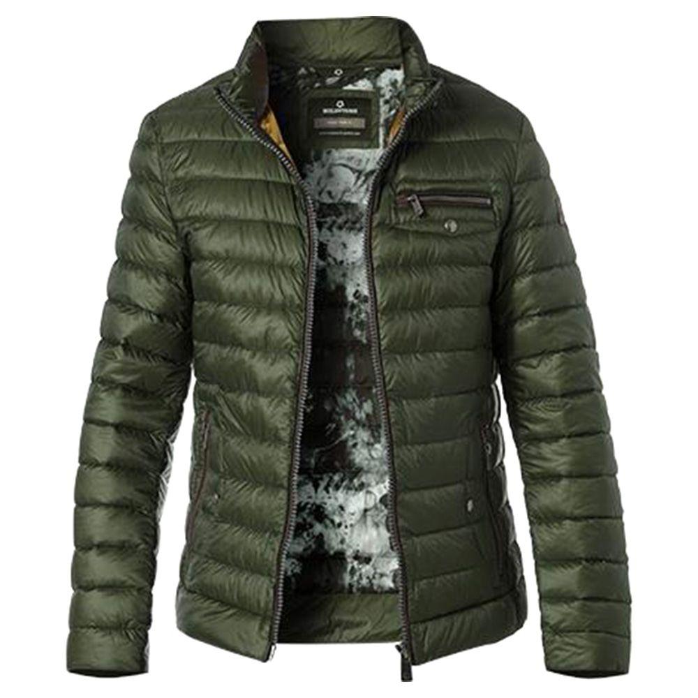 Milestone Torrone Down Jacket - Green