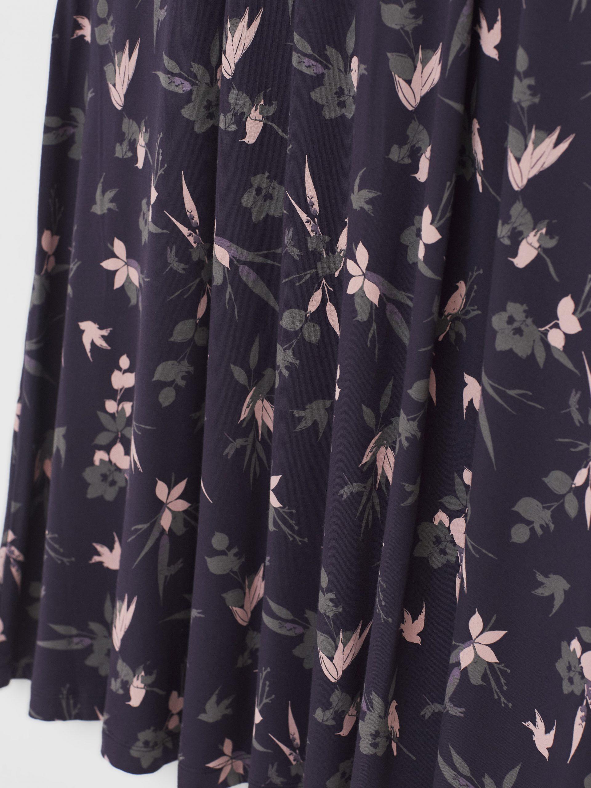 White Stuff | Elaina Eco Vero Dress | Purple
