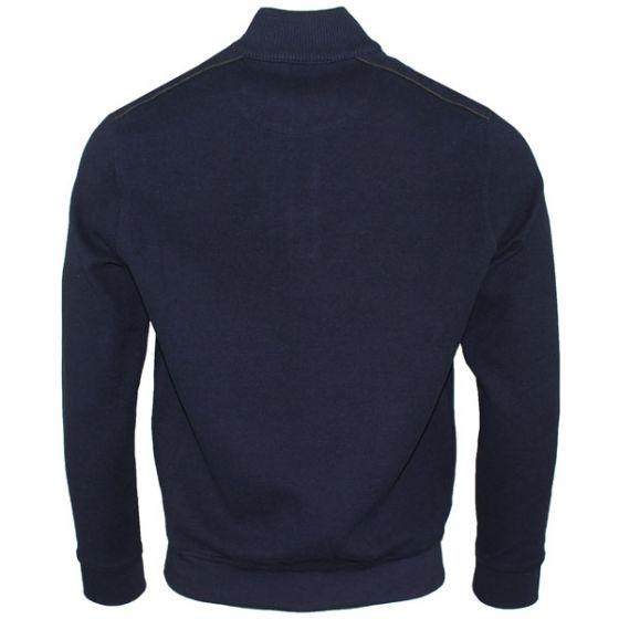 Bugatti | Sweat-Shirt Troyer | Navy | 65050/390