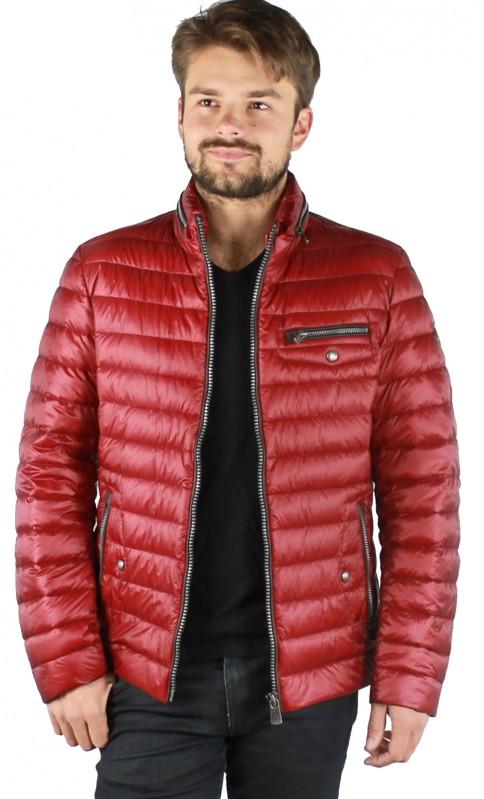 Milestone | Torrone Down Jacket - Red