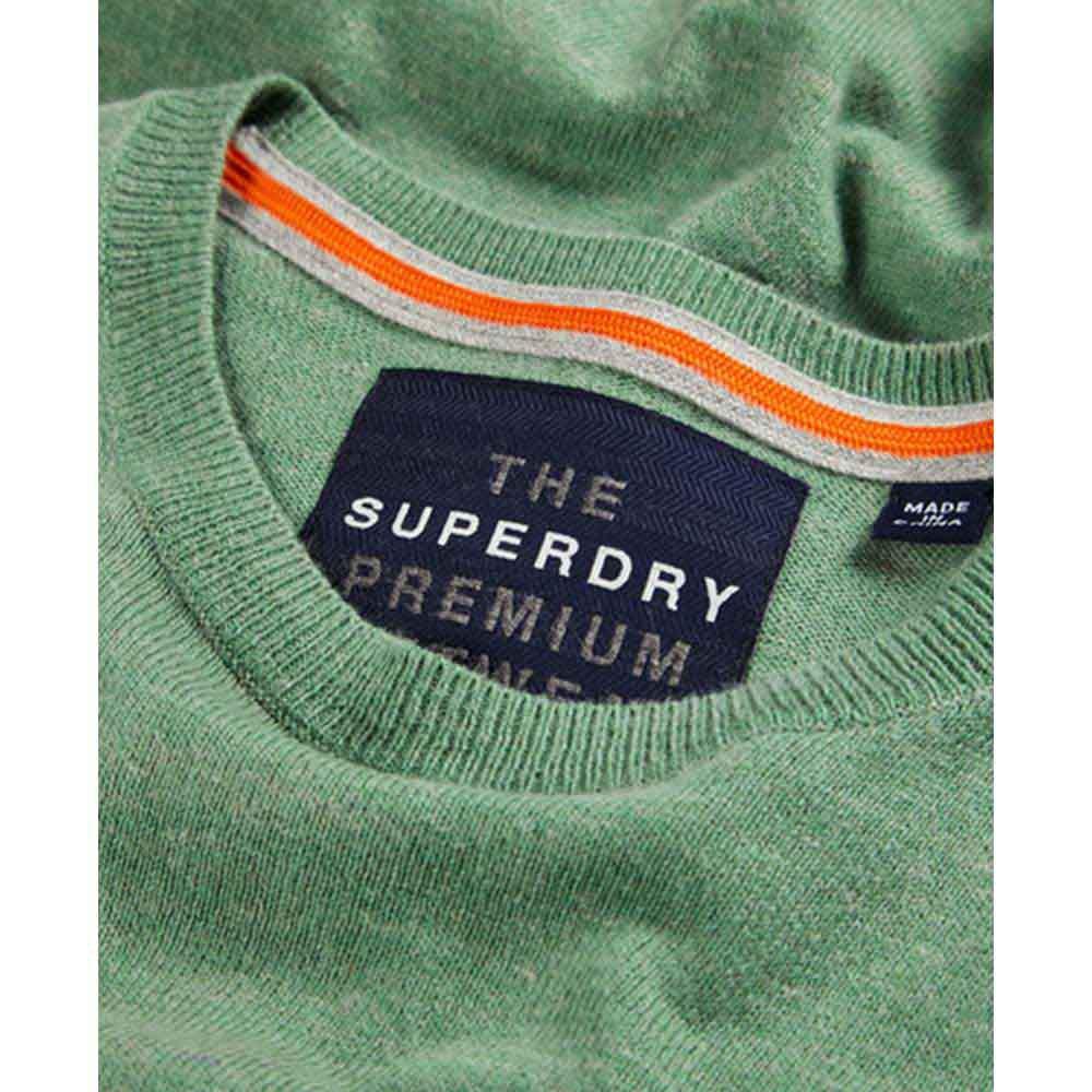 SuperDry | Orange Label Crew | Seagrass