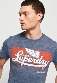 Superdry - Icarus Mid Weight T-Shirt