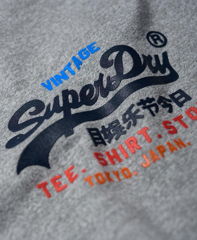 Superdry | Vintage Logo Cali Fade Lite T-Shirt