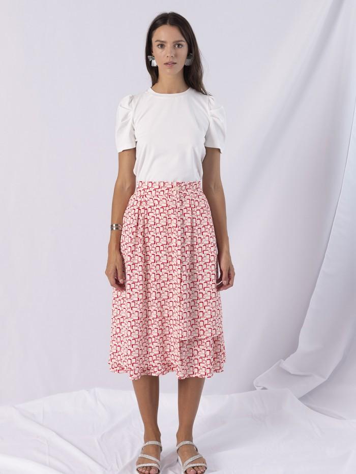 A-Asymmetric Skirt Trellis