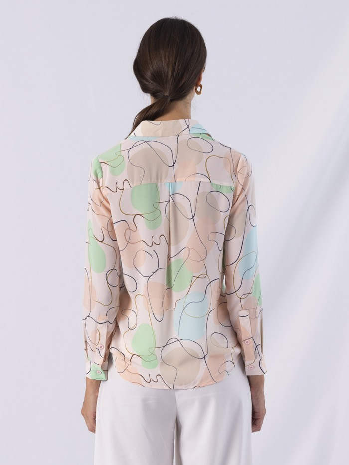 A - Bubbly Classic Shirt