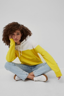 FRENCH CONNECTION | SUNDAY SWEAT COLOUR BLOCK HOODIE