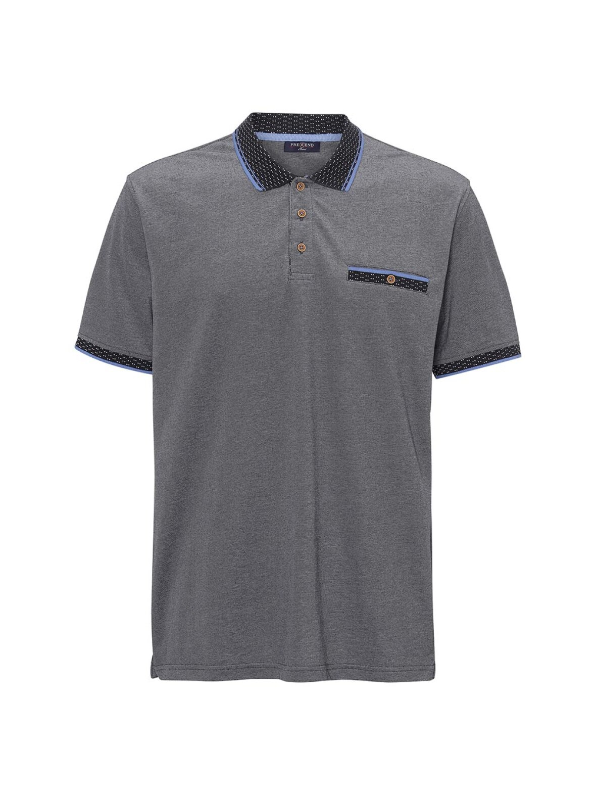 Pre-End| Henderson Polo | Ultra Dark Navy