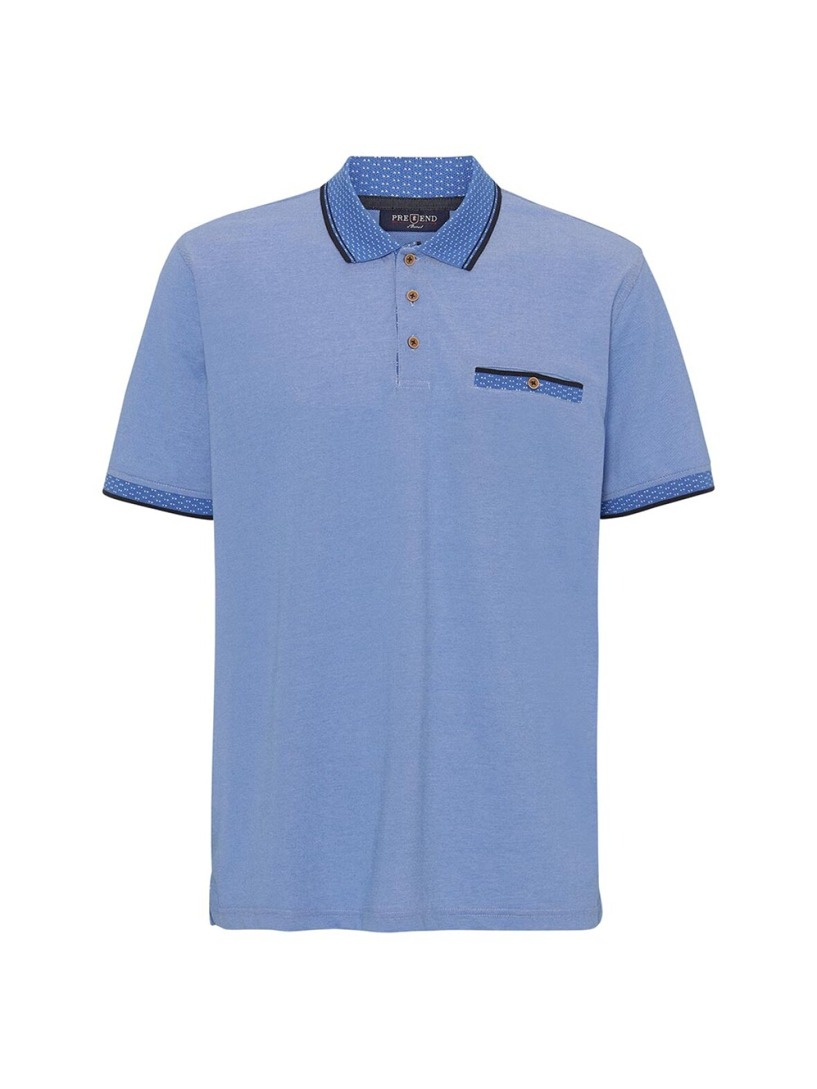 Pre-End| Henderson Polo -Blue