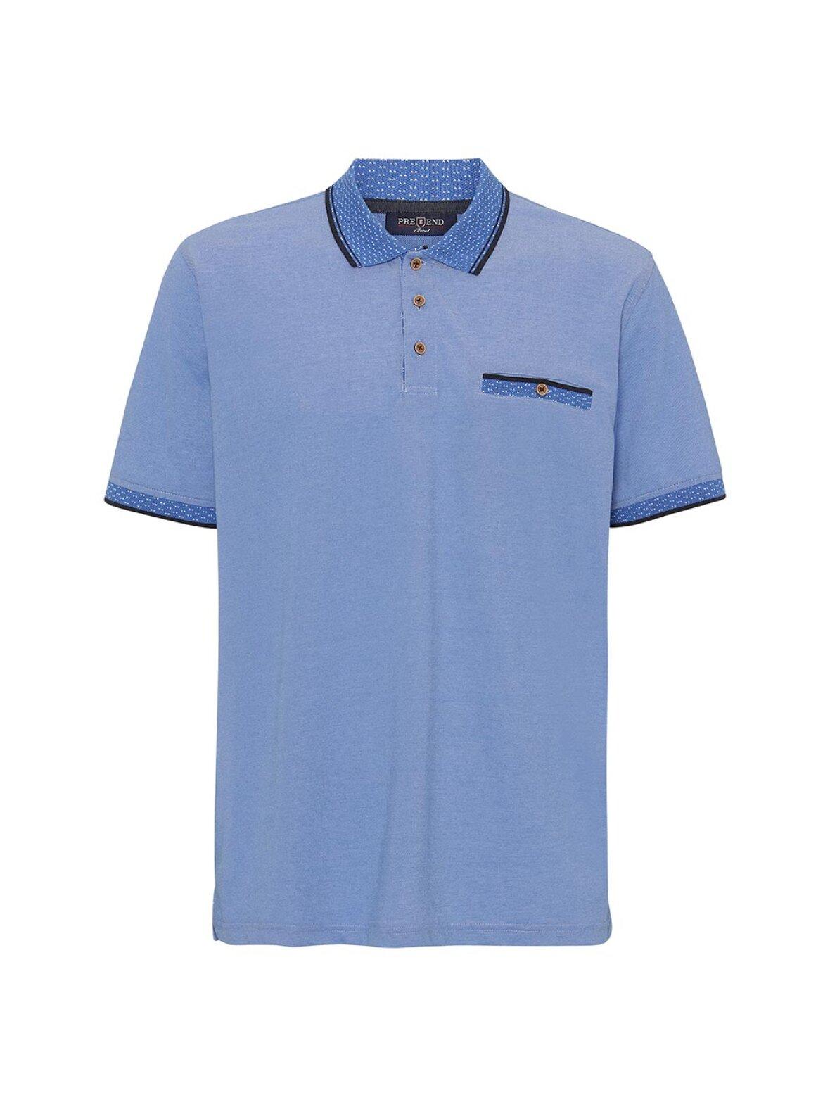 Pre-End| Henderson Polo -Blue